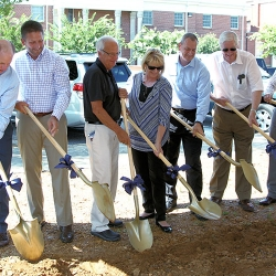 Peel & Holland Breaks Ground on Court Square