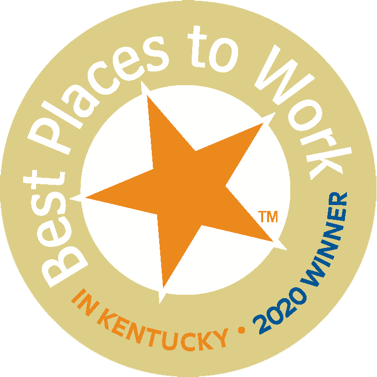 Best Places To Work in Kentucky Award Winner